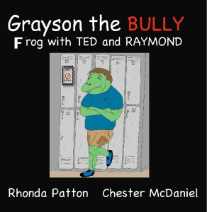 Grayson the Bully Frog