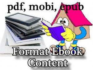 Kindle eBook Formatting