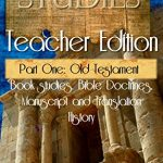 Biblical Studies Teacher Edition Part 1