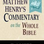 Matthew Henrys Commentary on the Whole Bible-Book of Daniel