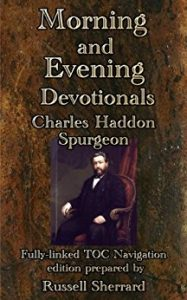 Spurgeons Morning and Evening Devotionals