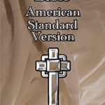 Words of Jesus Bible American Standard Version