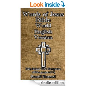 Words of Jesus Bible World English Version